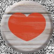 Bolivia Brad- Heart