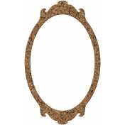 Bolivia Cork Elements- Fancy Frame