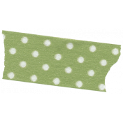 Bolivia Washi Tape- Green