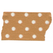 Bolivia Washi Tape- Brown