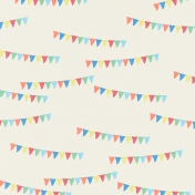 At The Fair Banner Paper