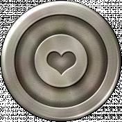 Metal Heart Brad