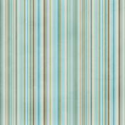 Stripes 104 Paper- Blue