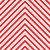 Veggie Patch- Chevron Paper- Large