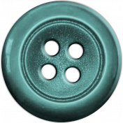 Button 33- Teal