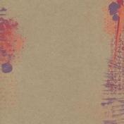 Autumn Art- Textured Paper- Paint