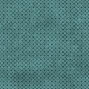 Polka Dots Paper 07- Teal