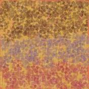 Autumn Art Paper- Paint