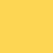 Kawaii Halloween- Yellow Paper