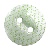 Kawaii Halloween Button- Green