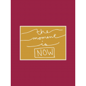 Autumn Art Cards Kit- The Moment is Now