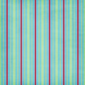 Blue Striped Paper