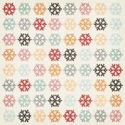Snowflakes 03- Birds in Snow