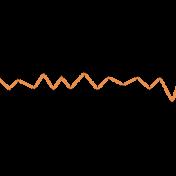 Stitching 13- Orange