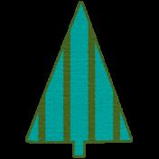 Merry & Bright Christmas Tree 1