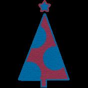 Merry & Bright Christmas Tree 2