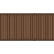 Medium Ribbon- Brown
