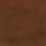 Gingham- Brown