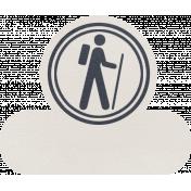Recreation Tab- Hiker