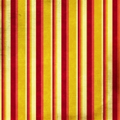 Fall Striped Paper