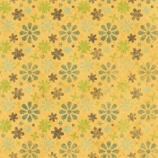 Floral 27- Yellow