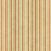 Stripes 02- Tan, Orange, Teal