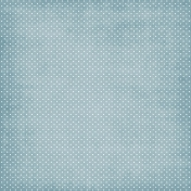 Light Blue Polka Dot Paper