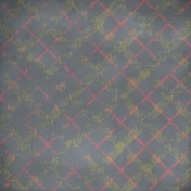 Argyle 03- Gray- Distressed