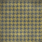 Houndstooth Paper- Brown & Gray