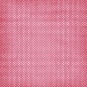 Pink Polka Dot Paper