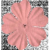 Pink Paper Flower 2