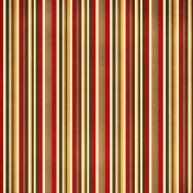 Stripes 34 Paper- Brown, Red & Orange
