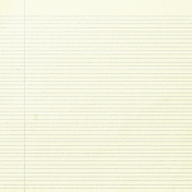 Notebook Paper 02 - Cream