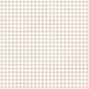 Polka Dots 06- White & Tan