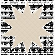 Textured Grunge Star 01