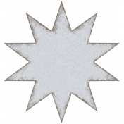 Textured Grunge Star 06