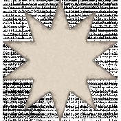 Textured Grunge Star 10
