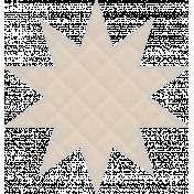 Textured Grunge Star 11