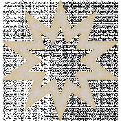 Textured Grunge Star 12