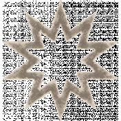 Textured Grunge Star 15