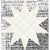 Textured Grunge Star 20