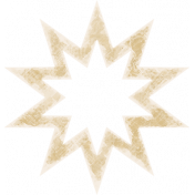 Textured Grunge Star 24