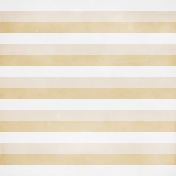Stripes 74 Paper- Tan & White