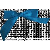 Bow 02- Blue 02