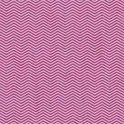 Chevron 02 Paper- Pink & White