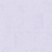 Chevron 02 Paper- Lilac & White