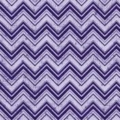 Chevron 08 Paper- Purple