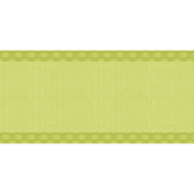 Ribbon 07 - Green