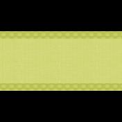 Ribbon 07- Green