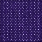 Polka Dots 13 Paper- Purple & White